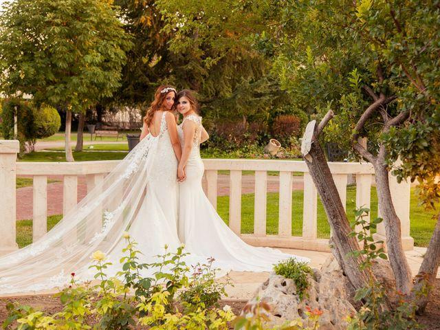 La boda de Lisa y Sonia en El Olivar, Almería 55