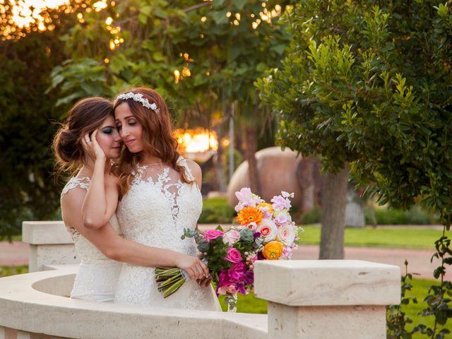 La boda de Lisa y Sonia en El Olivar, Almería 56