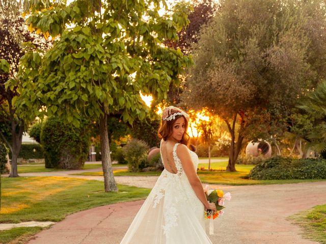 La boda de Lisa y Sonia en El Olivar, Almería 58