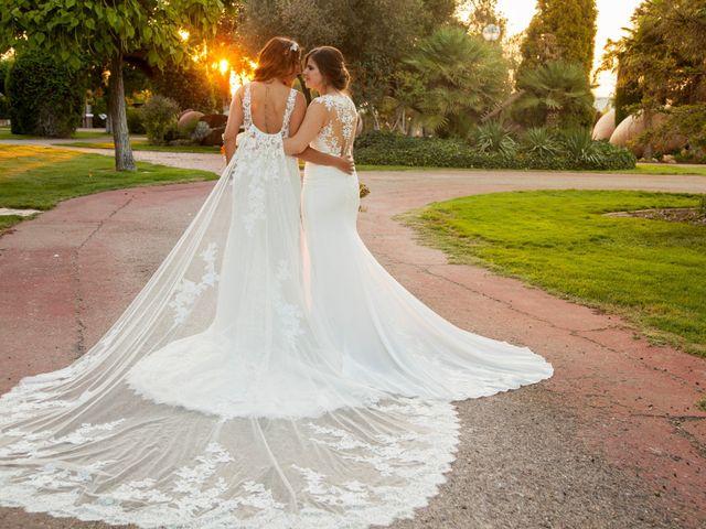 La boda de Lisa y Sonia en El Olivar, Almería 59