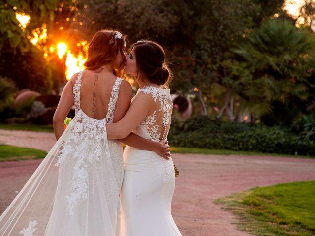 La boda de Lisa y Sonia en El Olivar, Almería 60