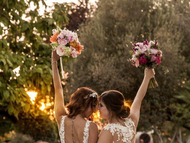 La boda de Lisa y Sonia en El Olivar, Almería 61