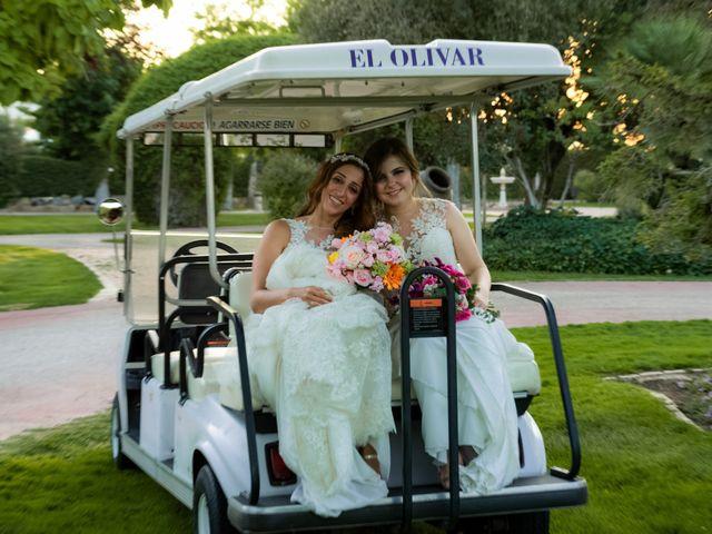 La boda de Lisa y Sonia en El Olivar, Almería 65
