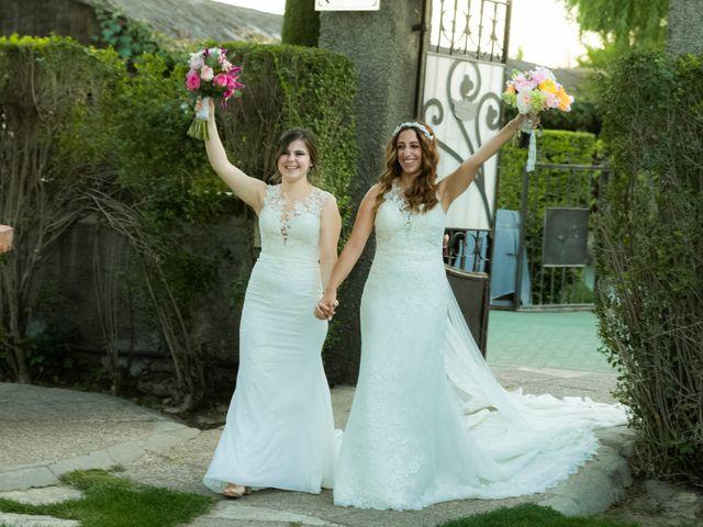 La boda de Lisa y Sonia en El Olivar, Almería 66