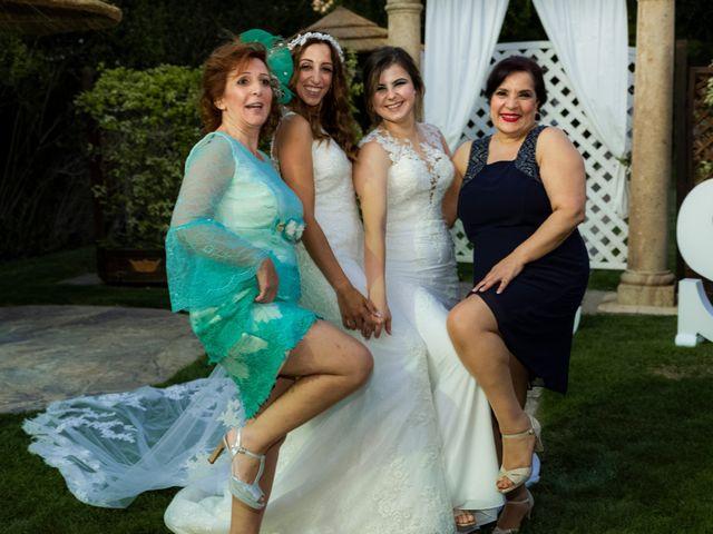 La boda de Lisa y Sonia en El Olivar, Almería 67