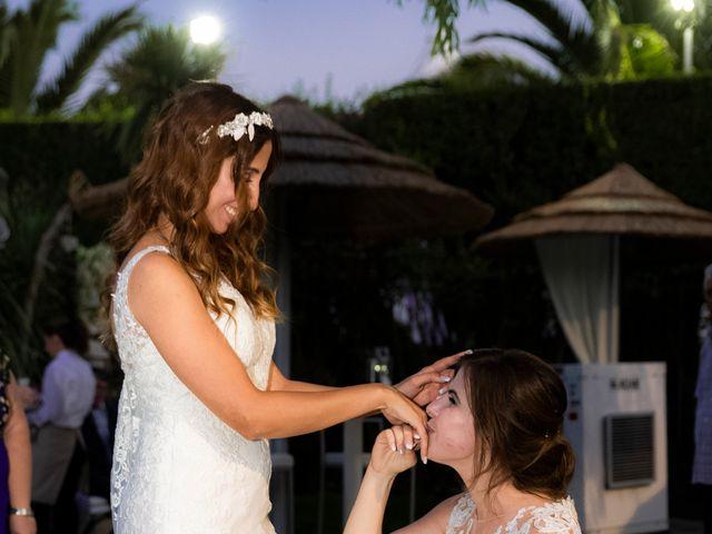 La boda de Lisa y Sonia en El Olivar, Almería 68