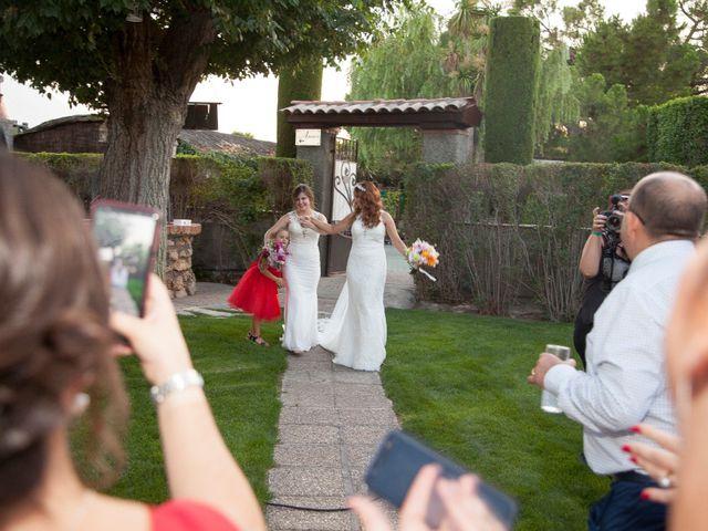 La boda de Lisa y Sonia en El Olivar, Almería 69