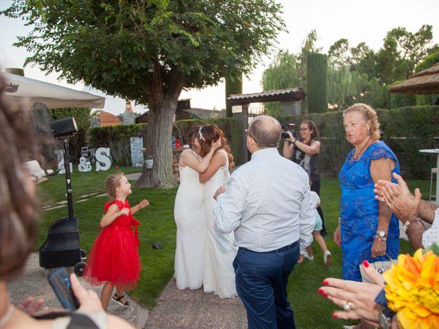 La boda de Lisa y Sonia en El Olivar, Almería 70