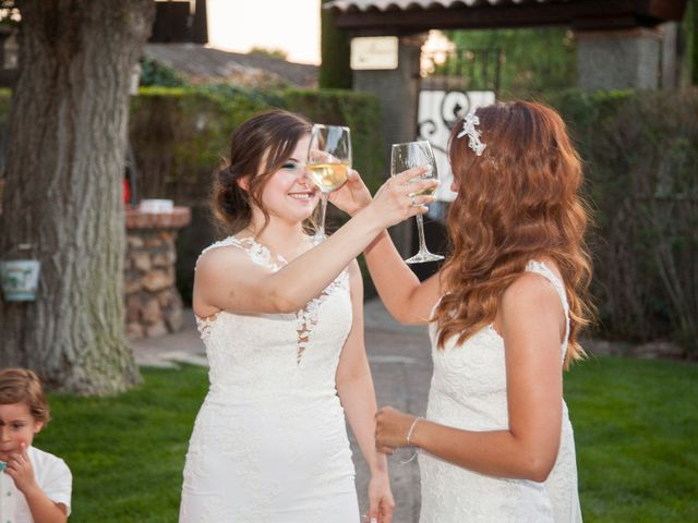 La boda de Lisa y Sonia en El Olivar, Almería 71