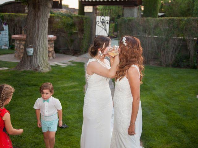 La boda de Lisa y Sonia en El Olivar, Almería 72