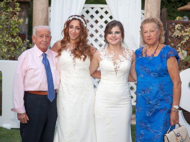 La boda de Lisa y Sonia en El Olivar, Almería 75
