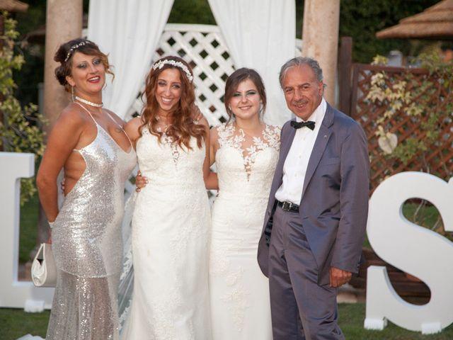 La boda de Lisa y Sonia en El Olivar, Almería 76