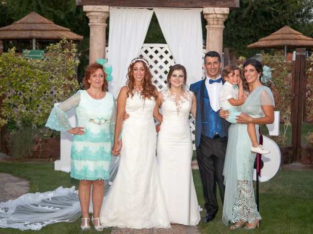 La boda de Lisa y Sonia en El Olivar, Almería 78