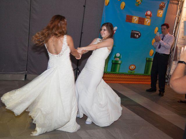 La boda de Lisa y Sonia en El Olivar, Almería 82