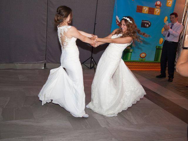 La boda de Lisa y Sonia en El Olivar, Almería 83