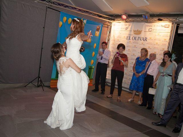 La boda de Lisa y Sonia en El Olivar, Almería 84