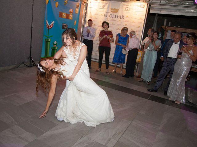 La boda de Lisa y Sonia en El Olivar, Almería 85