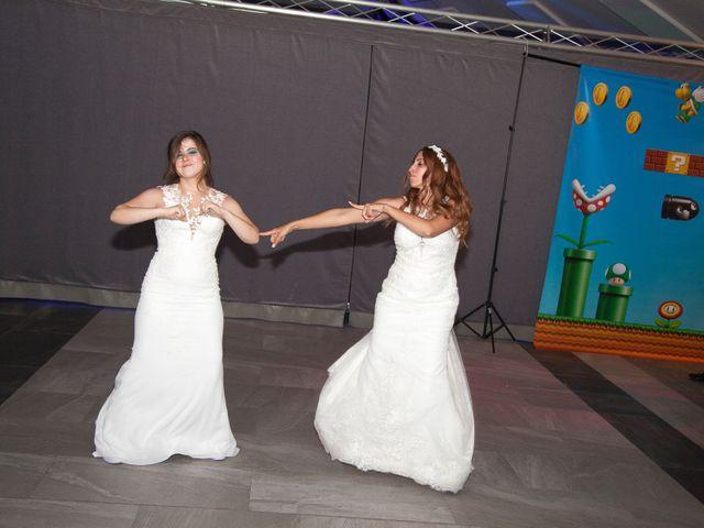 La boda de Lisa y Sonia en El Olivar, Almería 86