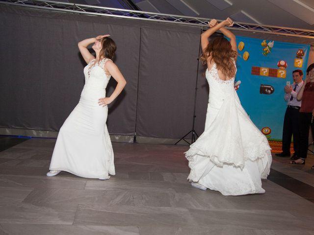 La boda de Lisa y Sonia en El Olivar, Almería 89