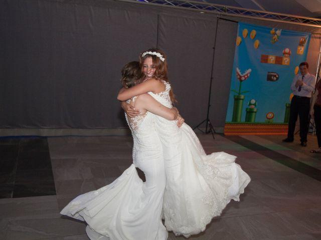 La boda de Lisa y Sonia en El Olivar, Almería 91