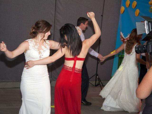 La boda de Lisa y Sonia en El Olivar, Almería 92