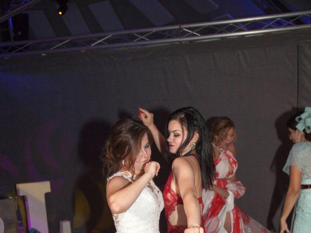 La boda de Lisa y Sonia en El Olivar, Almería 93