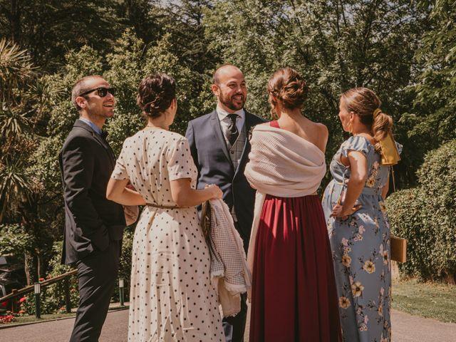 La boda de Lander y Shandra en Hondarribia, Guipúzcoa 30
