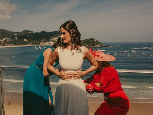 La boda de Lander y Shandra en Hondarribia, Guipúzcoa 3