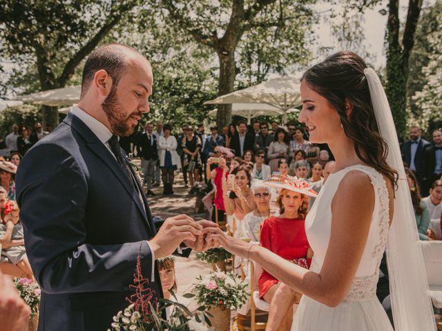 La boda de Lander y Shandra en Hondarribia, Guipúzcoa 43