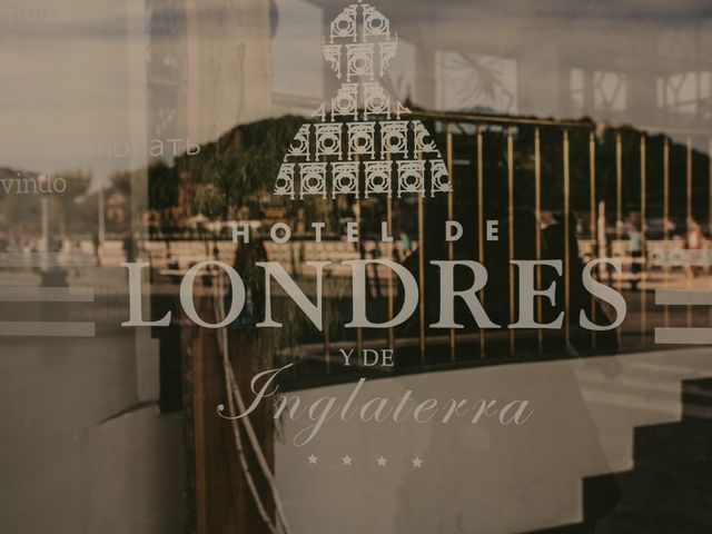 La boda de Lander y Shandra en Hondarribia, Guipúzcoa 10