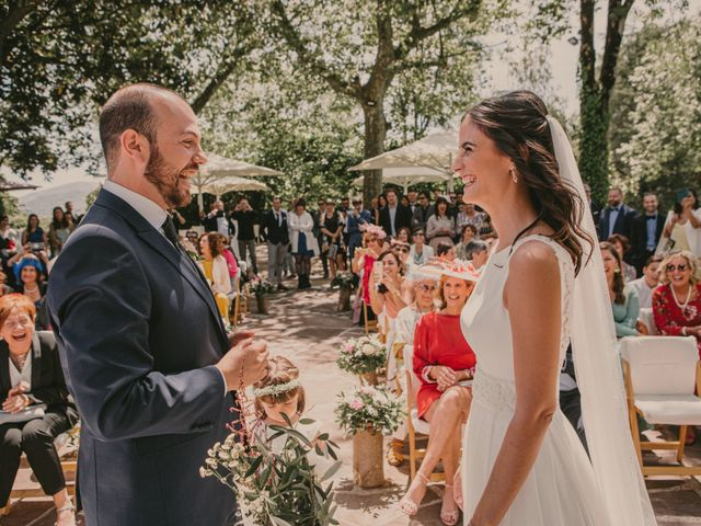 La boda de Lander y Shandra en Hondarribia, Guipúzcoa 45