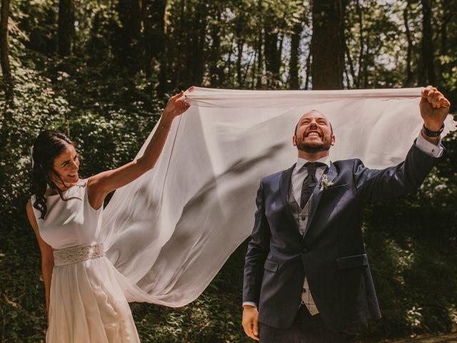 La boda de Shandra y Lander