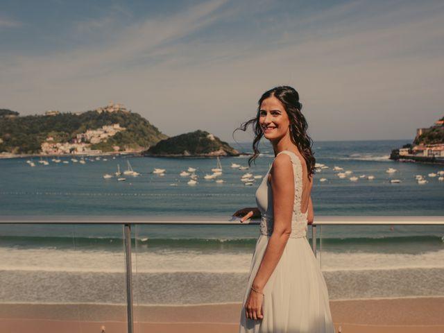 La boda de Lander y Shandra en Hondarribia, Guipúzcoa 18