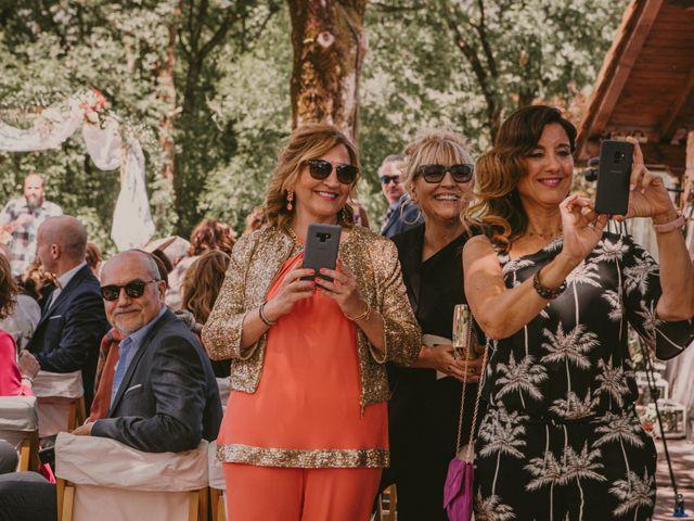 La boda de Lander y Shandra en Hondarribia, Guipúzcoa 38