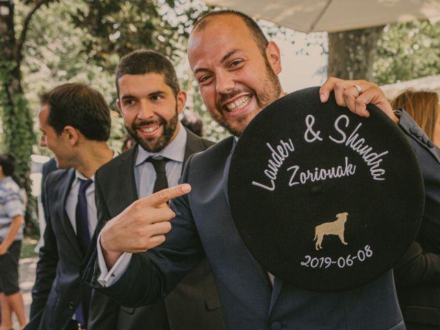 La boda de Lander y Shandra en Hondarribia, Guipúzcoa 52