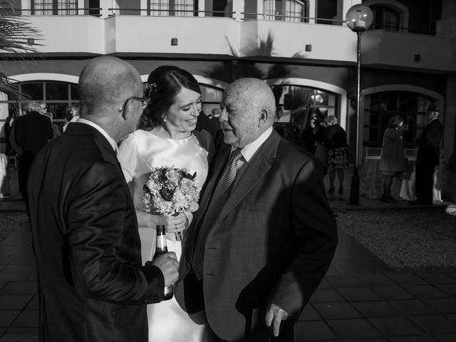 La boda de Juan y Sara en La Nava De Santiago, Badajoz 27