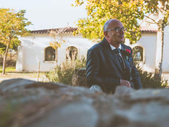 La boda de Juan y Sara en La Nava De Santiago, Badajoz 13