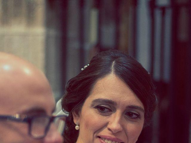 La boda de Juan y Sara en La Nava De Santiago, Badajoz 16
