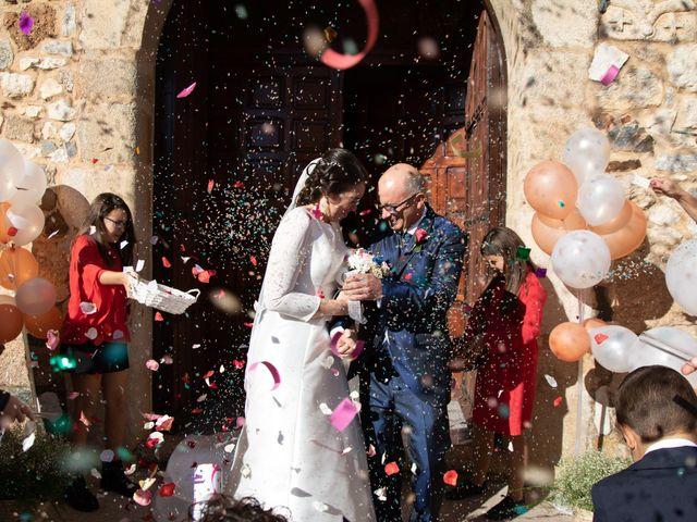 La boda de Juan y Sara en La Nava De Santiago, Badajoz 17