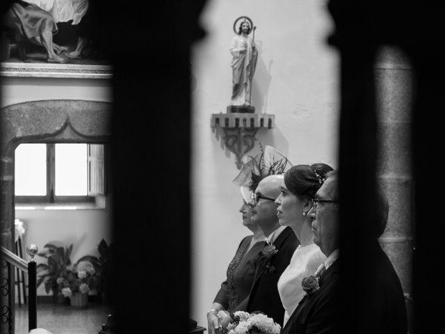 La boda de Juan y Sara en La Nava De Santiago, Badajoz 21