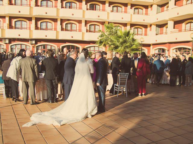 La boda de Juan y Sara en La Nava De Santiago, Badajoz 28