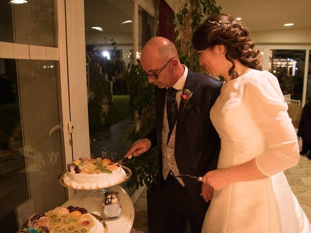 La boda de Juan y Sara en La Nava De Santiago, Badajoz 29