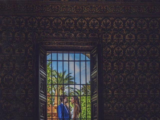 La boda de Carlos y Elena en Espartinas, Sevilla 11