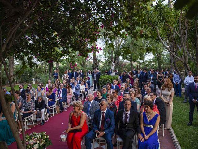 La boda de Carlos y Elena en Espartinas, Sevilla 14