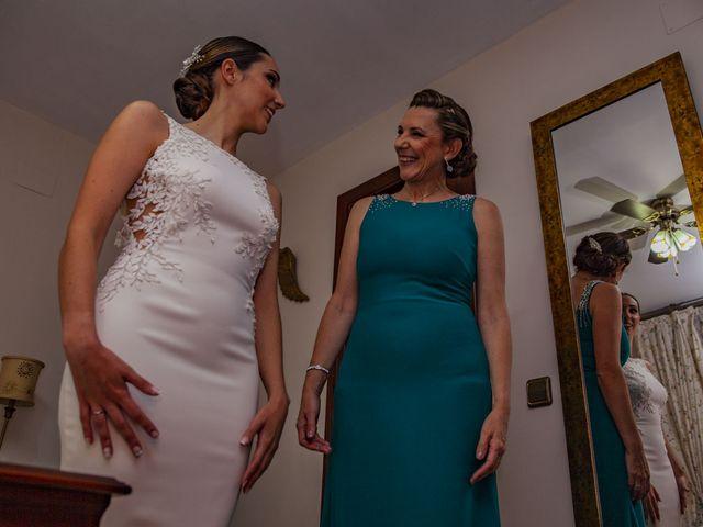 La boda de Carlos y Elena en Espartinas, Sevilla 16