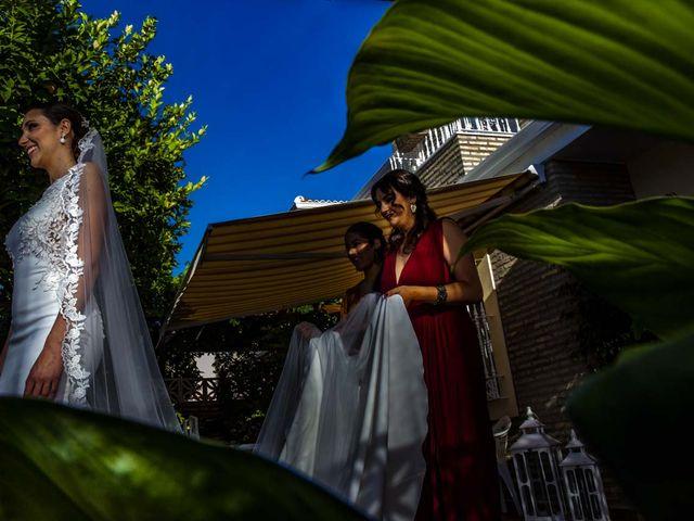 La boda de Carlos y Elena en Espartinas, Sevilla 25