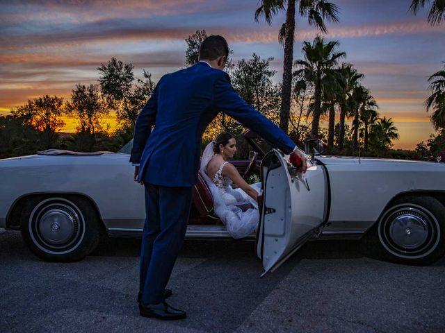 La boda de Carlos y Elena en Espartinas, Sevilla 31