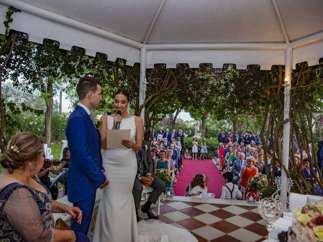 La boda de Carlos y Elena en Espartinas, Sevilla 33