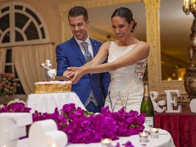La boda de Carlos y Elena en Espartinas, Sevilla 37