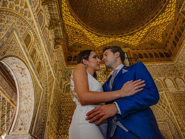 La boda de Carlos y Elena en Espartinas, Sevilla 39